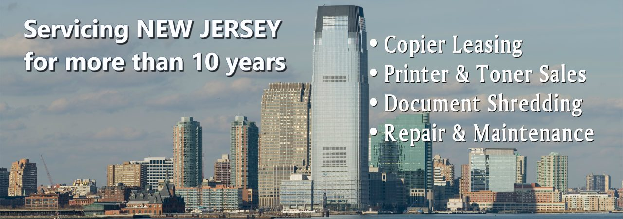 New Jersey copier leasing